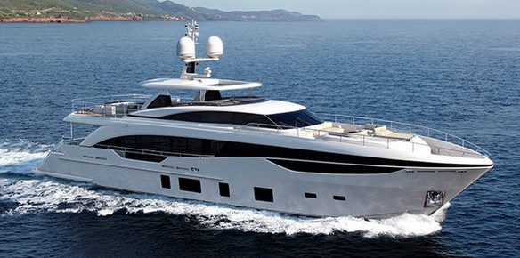 The New 35M Yacht Awaiting Global Launch