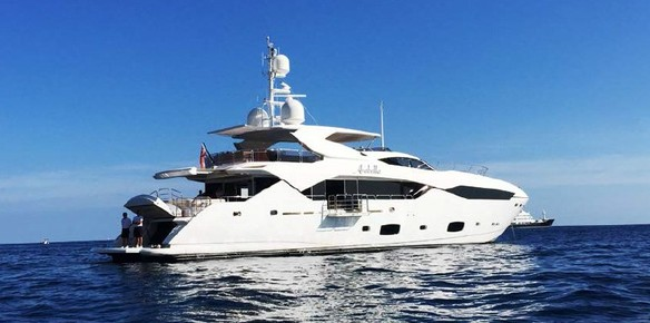 Imperial Yachts Sell Sunseeker Predator 115 Superyachts Com