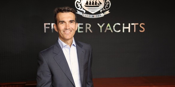 Raphael Sauleau Appointed CEO Of Fraser Yachts (photos by Thierry Ameller)