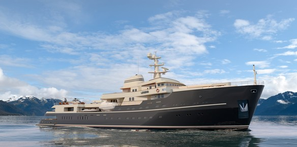 Breaking Ice: Legend Arrives on the Charter Market