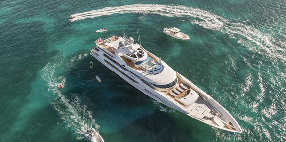 Charter Life On Board Superyacht Trending with IYC