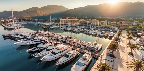 Porto Montenegro announces dates of second superyacht show