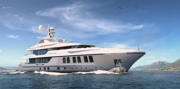 The NB60 Superyacht Project