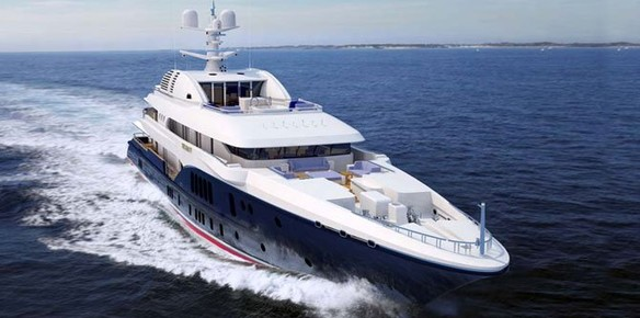 Superyacht in Focus: The Charter Appeal of Sycara V