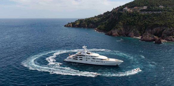 Charter RoMEA in the Caribbean for the First Time