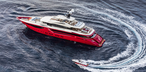 Ipanema: the 64th yacht to be built by Mondomarine in 101 years