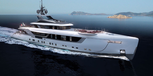 IYC Sign New Build Superyacht Project Piuma for Sale