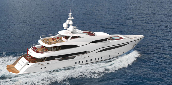 The latest construction updates from Turkey's Bilgin Yachts