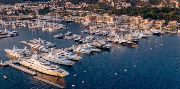 Porto Montenegro Win First Superyacht Marina of Distinction Award
