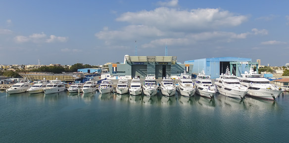 The Gulf Craft Fleet: Biggest Display for Gulf Craft in Dubai