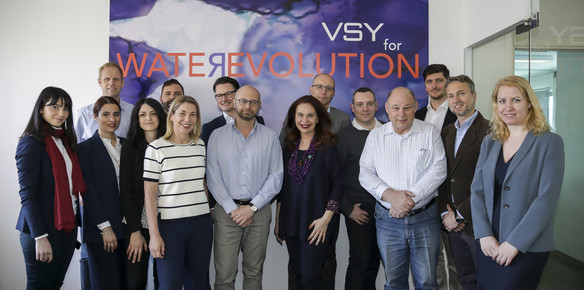 SYBAss members meet to discuss the future of sustainable yacht building