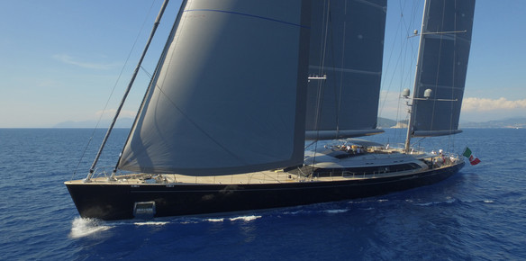 Sailing Yacht Sybaris now for Sale with Edmiston