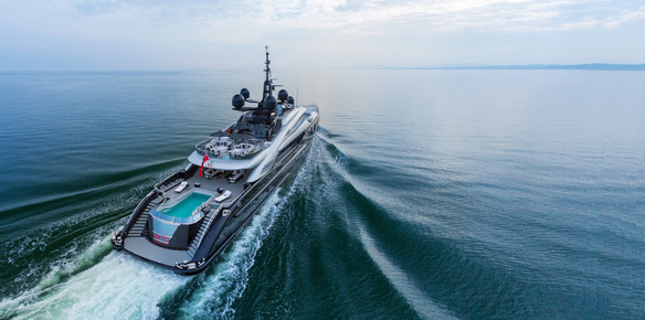 Superyacht OKTO: One of ISA's finest superyachts