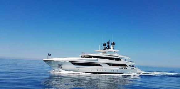 Superyacht Andiamo Prepares for World Debut