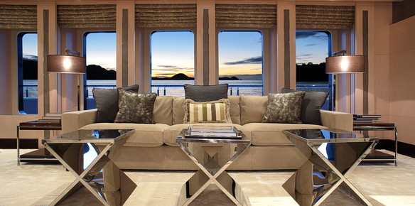 Superyacht Vicky: A 24 Hour Retreat