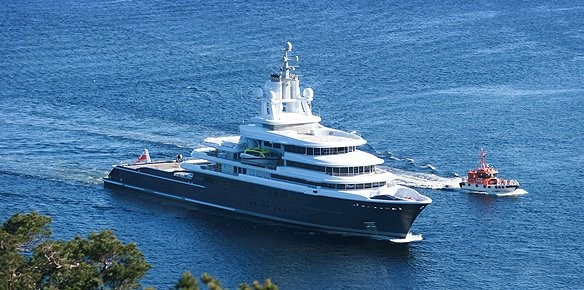 Motor yacht Luna Delivered, Photo by Amund Hestsveen