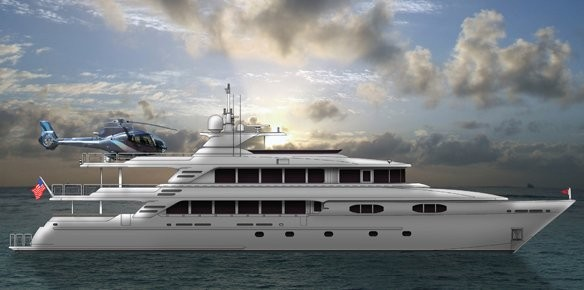 Superyacht Status Quo launched by Richmond   | superyachts com