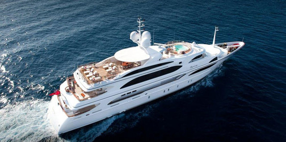 SuperYachtsMonaco Announce Sale of 59.3m I Dynasty