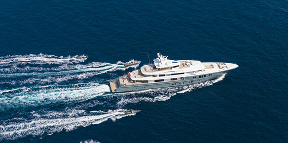 Photo by Guillaume Plisson for Imperial Yachts