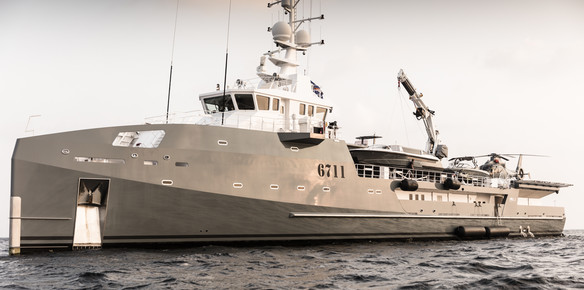 Support Vessel 6711 and the Age of Adventure