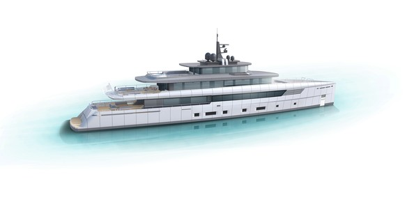 Perini Navi Expands Motor Yacht Fleet with New Project