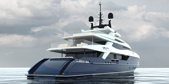Baglietto Signs New Superyacht Project: Hull 10225