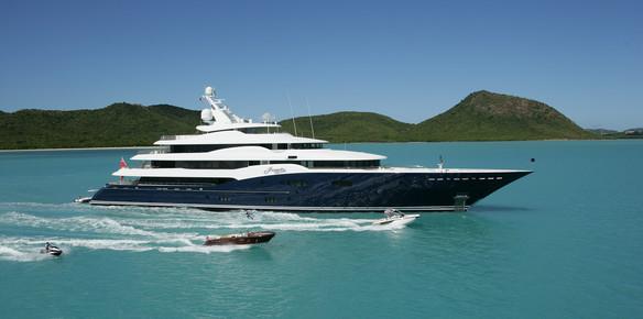 Charter Yacht Focus The Idyllic Lifestyle Of Superyachts Com