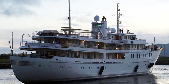 Iconic Explorer Sherakhan Returns to the Water in Style