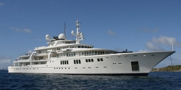 Motor yacht Tatoosh for sale