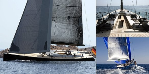 Wally sailing yachts