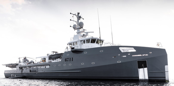 ... the factors behind the rise in popularity of support vessels, Imperial  Yachts has today announced the successful sale of Fast Support Vessel 6711.