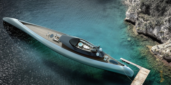 The Latest From Oceanco and Lobanov: Tuhura