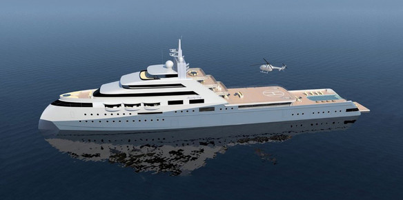 Lürssen Project Icecap Sold by Moran Yacht & Ship