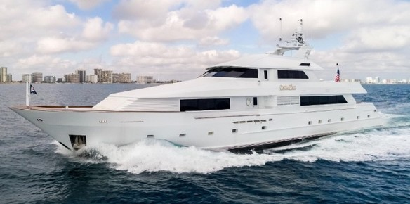 An American Classic: Superyacht Show Time Sold