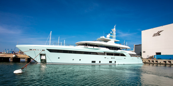 CRN Delivers Masterpiece Superyacht Latona