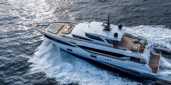 Gulf Craft Majesty 100 Sold by Drettmann International