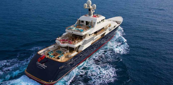 On the Market: Cocoa Bean for Charter With Cecil Wright