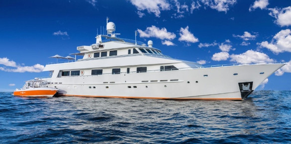 Heesen's Lionshare Sold by IYC