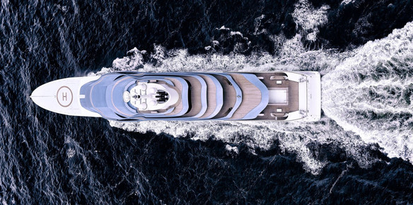 BMT Nigel Gee and Oceanco Form Naval Architecture Firm