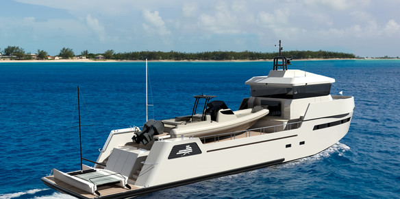 Lynx Yachts' YXT 24 Evolution