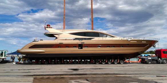 CCN Launches 31m Champagne Coloured Francesca
