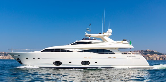 Dive into the Mediterranean with M/Y Penelope