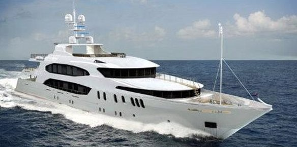M/Y Mi Sueno for Charter with IYC