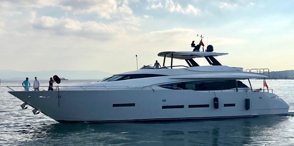 KRM Deliver Newly Refitted M/Y Lara