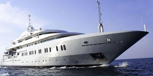 Superyacht Moonlight II (ex Alysia)