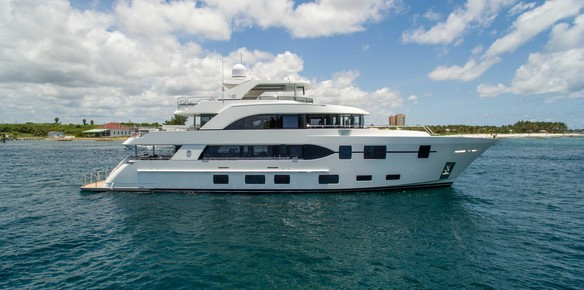 M/Y Miss Moneypenny Sold by HMY