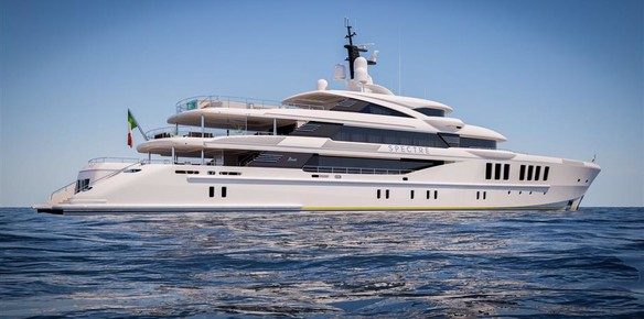 On the Market: Thompson, Westwood & White Yachts Discuss Spectre