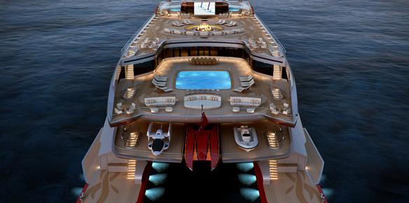 Spotlight on the Visionary ModCat Project L3   superyachts com