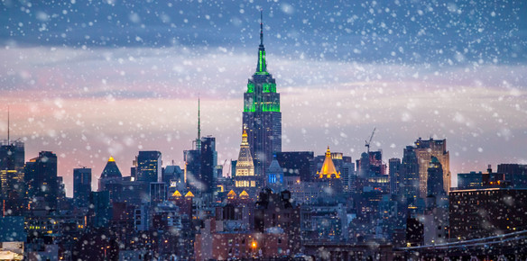 48 Hours in New York this Christmas