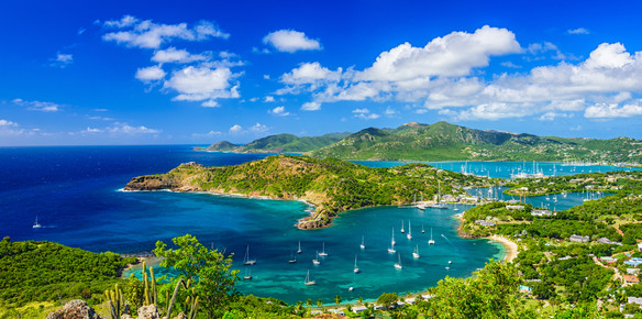 48 Hours on Charter in Antigua & Barbuda